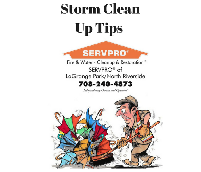Storm Damage Do's & Don'ts of Flood  Damage Cleanup
