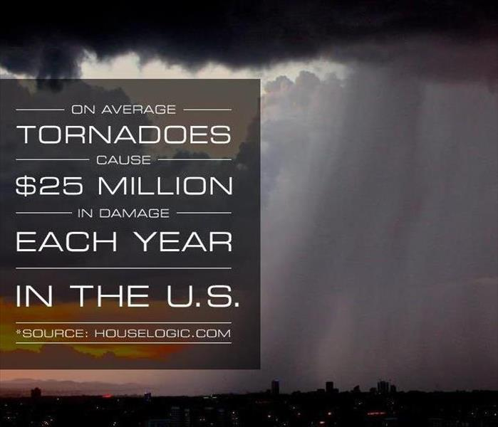 Storm Damage Tornadoes Fact and Fiction
