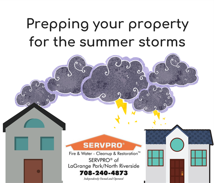 Storm Damage Prepping Your Property For Summer Storms