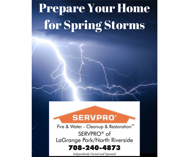Storm Damage Helpful Tips to Prepare Your Home for Spring Storms